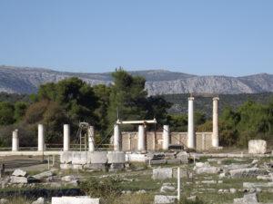 Greece: the Peloponnesian Peninsula and Hydra