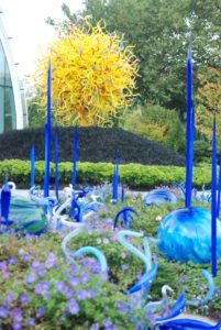 Chihuly Garden and Glass, Seattle, WA